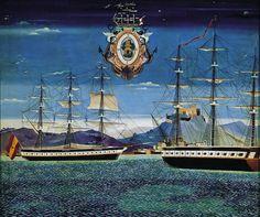 El puerto de Vigo