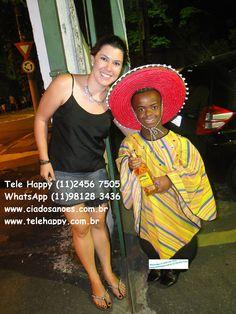 ANÃO TEQUILEIRO. show em festas e eventos... (11)4965 7505 (11)98128 3436 WhatsApp www.ciadosanoes.com.br