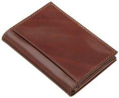Trafalgar Men`s Cortina Gusset Id Card Case