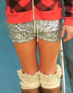 almost famous SEQUIN SHORTS - Junk GYpSy co.