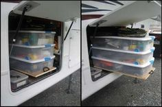 High Quality 147 DIY RV Camping Hacks Organization And Storage Solutions U2014 Fres Hoom