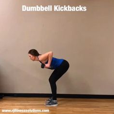 Easy Workouts For Beginners, Beginner Workout At Home, At Home Workouts, Senior Fitness, Fitness Tips, Weight Routine, Dumbbell Workout, Strength Training, Workout Videos