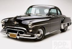 1950 Oldsmobile 88 Coupe ♥♥♥