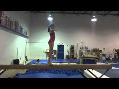 ▶ USAG Level 4 Balance Beam Tutorial: New Routines 2013-2021 - YouTube