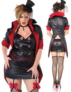 Immortal Mistress Halloween Costumes Plus Size 73.95