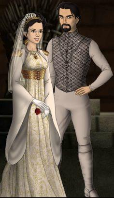 Charlus Black married Palma Nott.