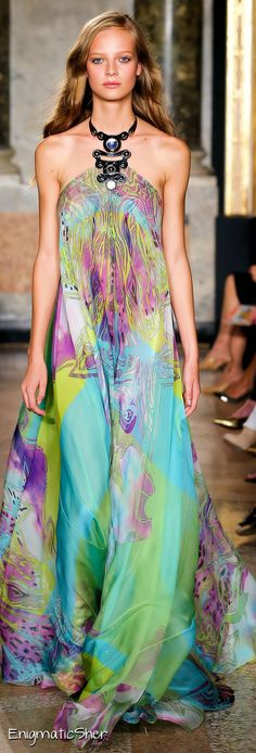 Emilio Pucci Spring Summer 2015 Ready-To-Wear