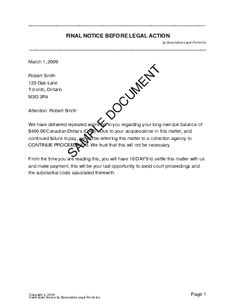 Sample Employee Termination Letter Template - employment termination ...