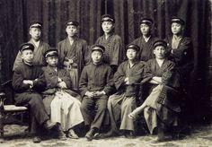 画像 : 着物×シャツ×袴!明治・大正時代の書生姿に悶える - NAVER まとめ