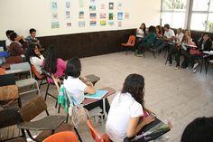 Alumnos #P02Jiutepec del #Cobaem_Morelos presentaron sus trabajos elaborados en Corel Draw como parte de la Capacitación en Informática.