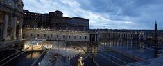 Le foto della preghiera del Papa in piazza San Pietro deserta - Il Post New Pope, Saint Peter Square, St Peters Basilica, 17th Century Art, Catholic Religion, Sistine Chapel, Luxor Egypt, Future City, Pope Francis