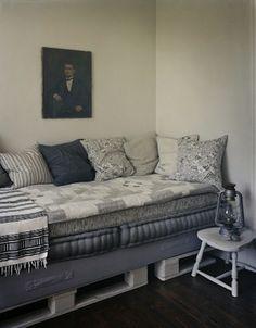 DIY cozy corner