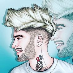 New Whatsapp DP, Whatsapp DP Attitude, cool, funny and best Whatsapp DP Zayn Malik Wallpaper, Arte Dope, Pop Art Images, Hipster Drawings, Beard Art, Rapper Art, Whatsapp Dp Images, Joker Art, Hypebeast Wallpaper