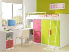 Modern Loft Beds For Teens - Bing Images in boy's colour's