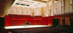 Shepherd School of Music, Houston, Texas USA - Ricardo Bofill de Taller Arquitectura