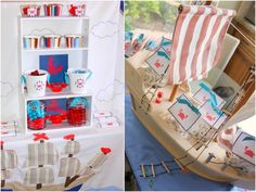 I so hope Holden wants a nautical themed party someday!