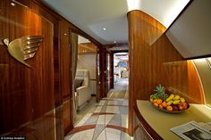 Customers can choose every element of their jet, from the exact pieces of wood used to the...