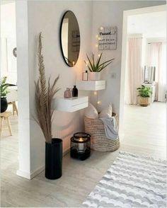 Inspire Me Home Decor, Living Room Designs, Living Room Decor, Bedroom Decor, Cozy Bedroom, Ikea Bedroom, Bedroom Furniture, Mirror In Bedroom, Bedroom Plants