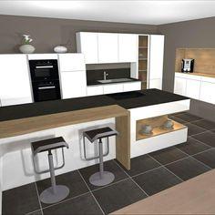 Olina Küchen   3D Perspektive Projekt In Dorf Tirol :)