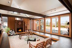 Modern Living Room by Vega Architecture