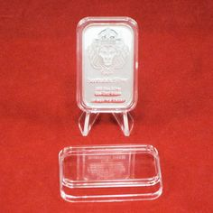 1 oz silver bar holder