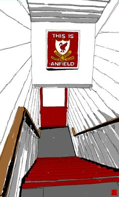 This is Anfield Liverpool Anfield, Liverpool Fans, Liverpool Football Club, Lfc Wallpaper, Liverpool Wallpapers, This Is Anfield, Soccer Art, Football Wallpaper, Antwerp