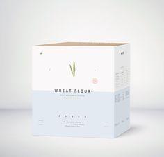 Great Northern Wilderness - Organic Flour on Behance