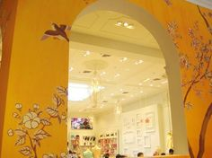 Look! Wallpaper at Forever 21
