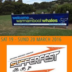 Warrnambool Sufferfest Multisport Festival - come and visit our apparel and accessories store. This will be a great weekend #warrnambool #warrnamboolsufferfest #triathlon #triathletes #triathlonclothing #swim #ride #run #longcourse #sportsapparel by bryla_sports