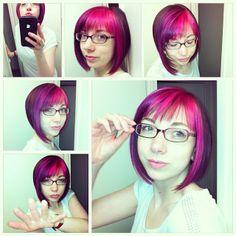 Lipstick - Lancome's L'Absolue Rouge line - this shade is called Fleur de Lis
