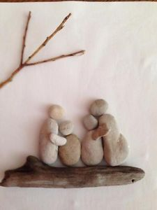 Framed Pebble Art, ready made and custom orders welcome. | art ...