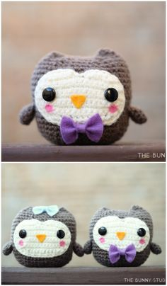 I have ghathered 20 crochet owl patterns-how to crochet owl patterns that wil realli inspire you!Crochet Pattern Owl Amigurumi
