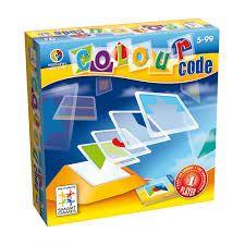 Colour Code - Juegop de lógica a partir de 5 años.