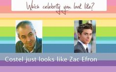 Which Celebrity you look like? - Fun Apps for Facebook