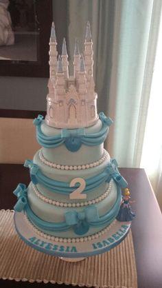 cinderella cakes Cinderella Cake Childrens Birthday Cakes