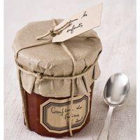 10 Etiquettes & Couvre-Pots 'Confiture'