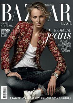 Harper's Bazaar Brasil - Julho 2014