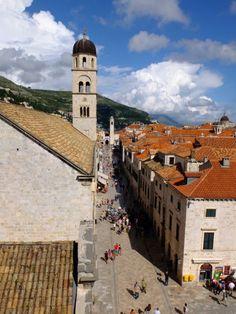 Stradun // Dubrovnik, Croatia