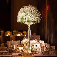 Wedding Decorations Flared Top Gold Metal Flower Ball Holder Wedding Centerpiece Riser Stand for your Candle Wedding Centerpieces, Wedding Reception Decorations, Flower Centerpieces, Flower Vases, Centerpiece Ideas, Flower Pots, Tall Centerpiece, Tall Vases, Simple Centerpieces