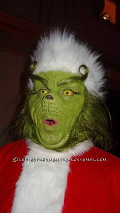 Grinch costume - Google Search