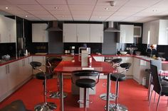 Staffordshire University's Mellor Building designs as part of the Inspiration in Progress investement.