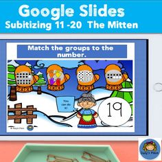Subitizing and connecting with characters come to life with these adorable google slides! The children will move the circles to find all the groups that match the number! Just copy the link to your drive and you are set to assign in Google Classroom! Primary Classroom, Elementary Teacher, Elementary Education, Google Classroom, Classroom Ideas, Kindergarten Themes, Kindergarten Classroom, Subitizing, Little Learners