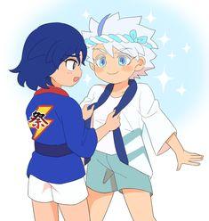Twitter Inazuma Eleven Go, Twinkle Twinkle, Twitter, Romance, Manga, Anime, Fictional Characters, Couples, Sisters