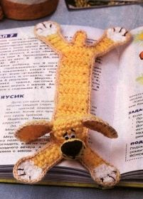 "Bookmark ""doggy"""