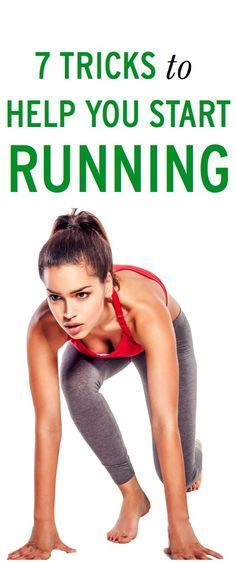 tips to help you start running