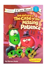 Bob and Larry in the Case of the Missing Patience #VeggieTales