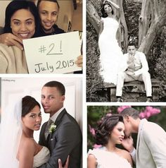 ayesha and stephen curry Stephen Curry Family, The Curry Family, Beautiful Family, Family Love, Celebrity Couples, Celebrity Weddings, Black Celebrities, Celebs, Wardell Stephen Curry