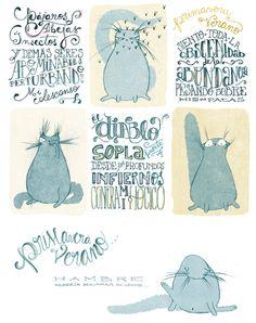 cats! | laura varsky