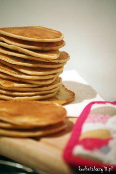 Kuchnia Bazylii: Pancakes z odrobiną czekolady i kokosa