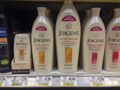 Beautiful redesigned bottles#1WEEKGorgeous @JergensUS @influenster
